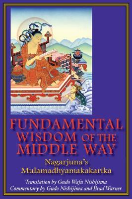 Picture of Fundamental Wisdom of the Middle Way: Nagarjuna's Mulamadhyamakakarika