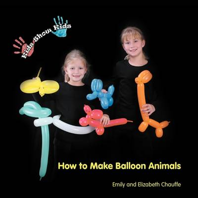 Picture of Kids Show Kids How to Make Balloon Animals