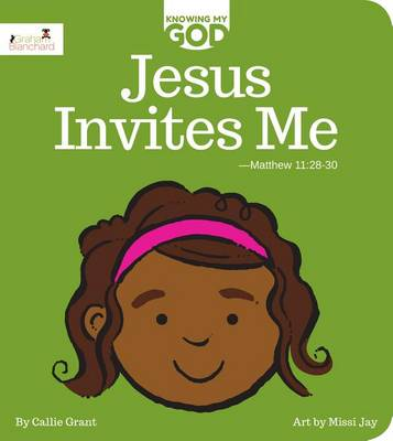 Picture of Jesus Invites Me: Knowing My God Series