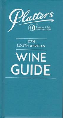 Picture of John Platter South African Wine Guide: 2016