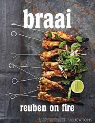 Picture of Braai - Reuben on fire