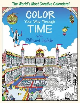 Picture of Color Your Way Through Time