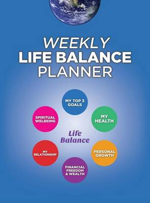 Picture of Weekly Life Balance Planner