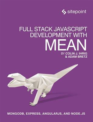 Picture of Full Stack JavaScript Development with Mean