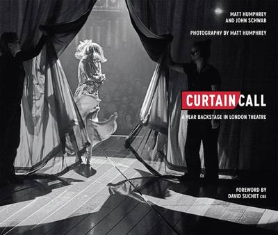 Picture of Curtain Call: A Year Backstage in London Theatre: 2016