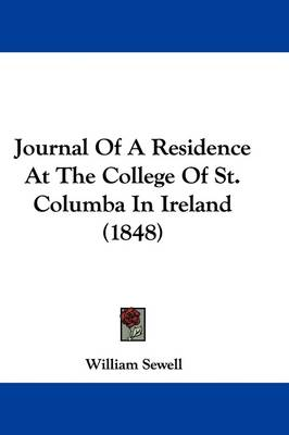 Picture of Journal of a Residence at the College of St. Columba in Ireland (1848)