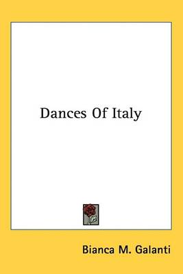 Picture of Dances of Italy