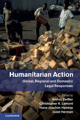 Picture of Humanitarian Action: Global, Regional and Domestic Legal Responses