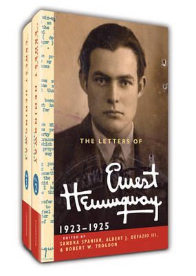 Picture of The Letters of Ernest Hemingway: Volume 2-3