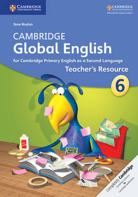 Picture of Cambridge Global English Stage 6 Teacher's Resource