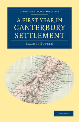 Picture of A First Year in Canterbury Settlement