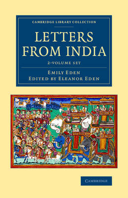 Picture of Letters from India 2 Volume Set