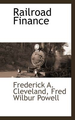 Picture of Railroad Finance