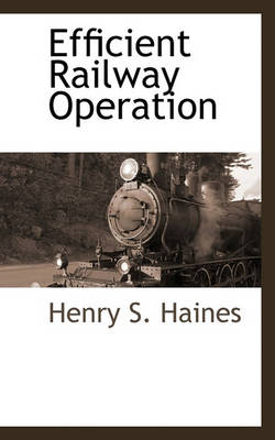 Picture of Efficient Railway Operation