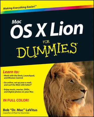 Picture of Mac OS X Lion For Dummies