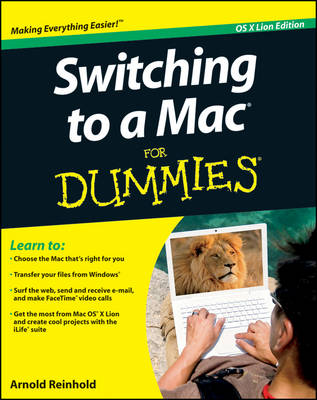 Picture of Switching to a Mac For Dummies
