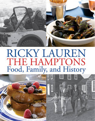 Picture of Ricky Lauren the Hamptons Food, Family and History