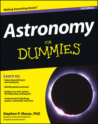 Picture of Astronomy For Dummies