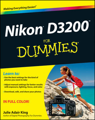 Picture of Nikon D3200 For Dummies
