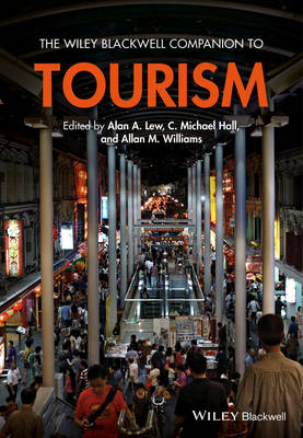Picture of The Wiley Blackwell Companion to Tourism