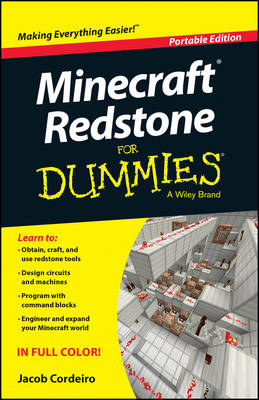 Picture of Minecraft Redstone For Dummies