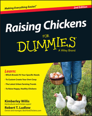 Picture of Raising Chickens For Dummies