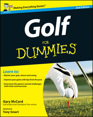 Picture of Golf For Dummies