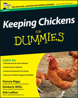 Picture of Keeping Chickens For Dummies