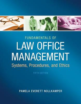 Picture of Fundamentals of Law Office Management