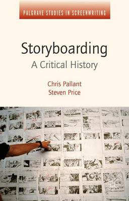 Picture of Storyboarding: A Critical History: 2015