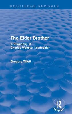 Picture of The Elder Brother: A Biography of Charles Webster Leadbeater