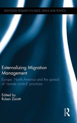 Picture of Externalizing Migration Management: Europe, North America and the Spread of 'Remote Control' Practices