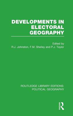 Picture of Developments in Electoral Geography