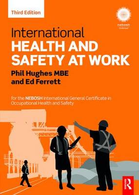 Picture of International Health and Safety at Work: For the Nebosh International General Certificate in Occupational Health and Safety