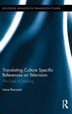 Picture of Translating Culture Specific References on Television: The Case of Dubbing