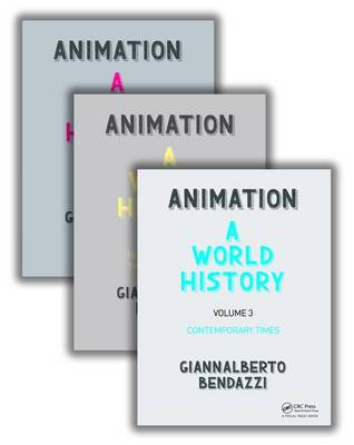 Picture of Animation: A World History: The Complete Set