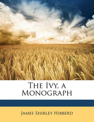 Picture of The Ivy, a Monograph