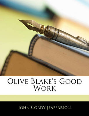 Picture of Olive Blake's Good Work