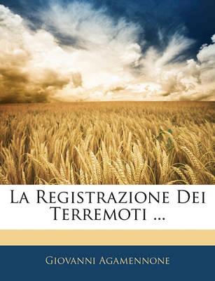 Picture of La Registrazione Dei Terremoti ...