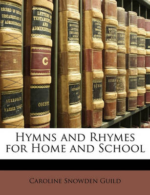 Picture of Hymns and Rhymes for Home and School