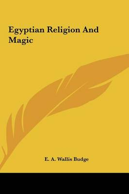 Picture of Egyptian Religion and Magic