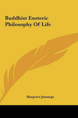 Picture of Buddhist Esoteric Philosophy of Life