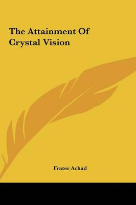 Picture of The Attainment of Crystal Vision