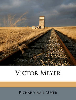 Picture of Victor Meyer