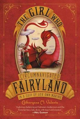 Picture of The Girl Who Circumnavigated Fairyland in a Ship of Her Own Making