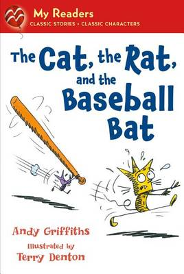 Picture of The Cat, the Rat, and the Baseball Bat