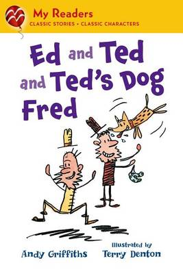 Picture of Ed and Ted and Ted's Dog Fred