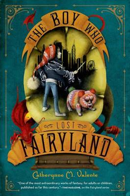 Picture of The Boys Who Lost Fairyland