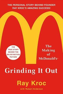 Picture of Grinding It Out: The Making of McDonald's
