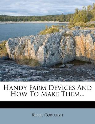 Picture of Handy Farm Devices and How to Make Them...